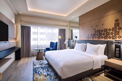 Hotelkamer Indonesië Djoser