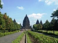 Prambanan tempel Indonesië