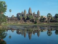 View on Angkor Wat