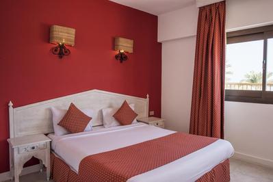 Flamenco Hotel kamer Quseir Egypte