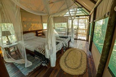 Katima Mulilo - Sharwimbo river camp
