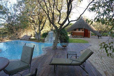Rundu - Nkwazi riverlodge