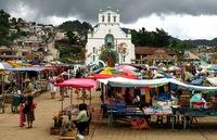 Chamula markt