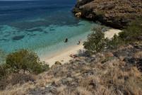 Strand Indonesie Sunda eilanden