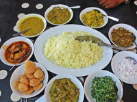 Sri Lanka eten