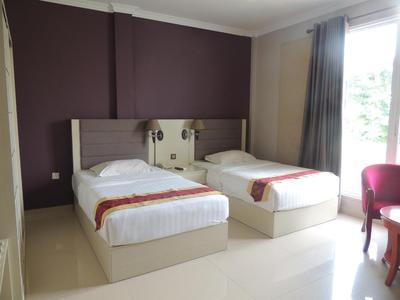Hotelkamer Pollonaruwa
