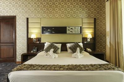 Hotelkamer Sri Lanka Anuradhapura