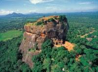 Sigirya Rock Sri Lanka
