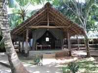 Udawalawa kampeerovernachting Sri Lanka