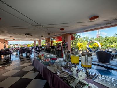 Siem Reap hotel Angkor Panoramic ontbijt