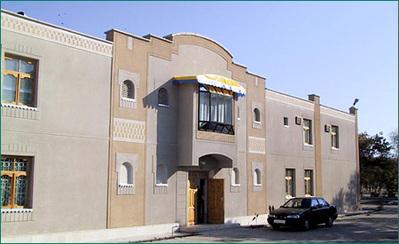 Iran Turkmenistan Oezbekistan hotel accommodatie overnachting rondreis Djoser