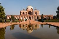Djoser rondreis India Delhi tombe