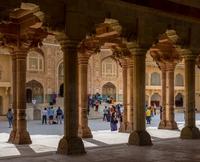 Djoser rondreis India Delhi Jama Masjid Moskee