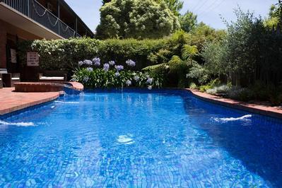 Armour Motor Inn zwembad Beechworth Australie