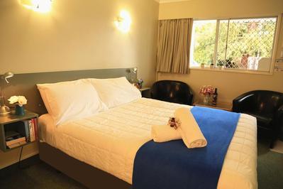 Alpin Motel Rotorua Nieuw-Zeeland
