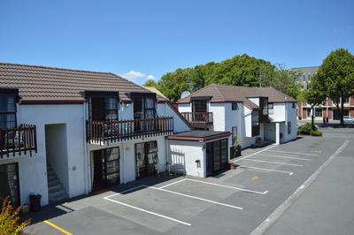 Southern Comfort Motel Christchurch Nieuw-Zeeand