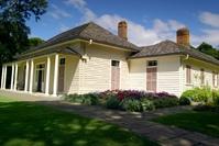 Waitangi Treaty House Nieuw-Zeeland