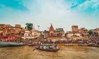 Rondreis India Djoser Ganges Varanasi