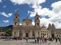 Bogota kerk Colombia