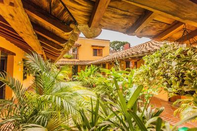 Casa Amarilla Mompox Colombia