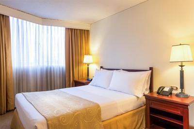 Hotel Dann Av 19 kamer Bogota Colombia