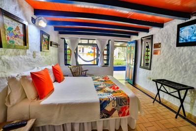 Hotel Mi Monaco kamer Armenia Colombia