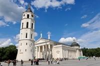 Kerk Vilnus Litouwen