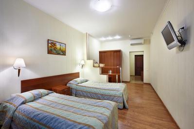 Palantin Hotel kamer St. Petersburg Rusland