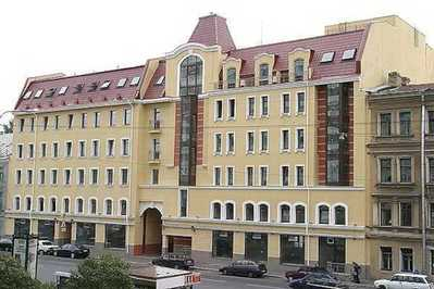 Palantin Hotel St. Petersburg Rusland