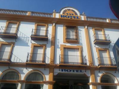 Hotel Pena de Arcos Arcos de la Frontera Spanje
