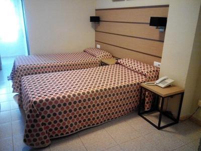 Hotel Royal kamer Ronda Spanje