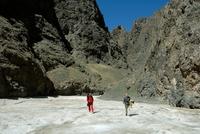 Yolyn Am kloof Mongolië