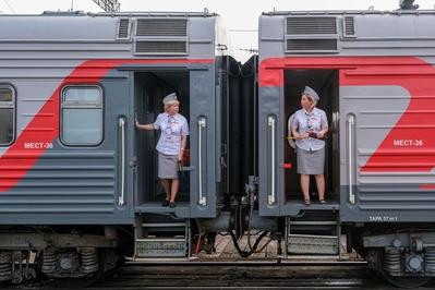 Personeel Transsiberië Express