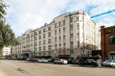 Tsentralny hotel Jekaterinburg Rusland