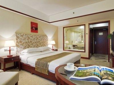 Starmoon hotel kamer Beijing China