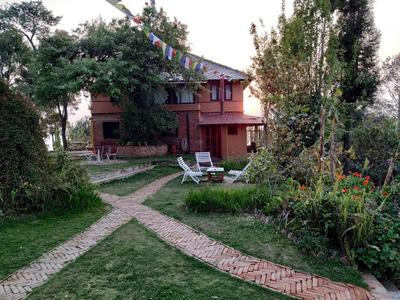 Farmhouse resort Nagarkot Nepal