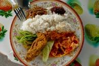 Djoser rondreis Maleisie eten