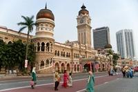 Maleisie Kuala Lumpur Sultan Abdul Samad