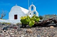 Santorini kerk Griekenland
