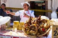 Peru - Cusco -markt