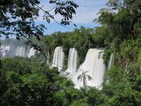 Iguacu watervallen Argentinië