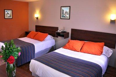 Hotel la Casa de mi Abuela kamer 2 Arequipa Peru