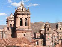 Cusco kerken Peru