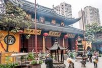Jade Buddha tempel Shangai China (internet)