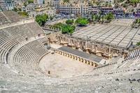 Romeinen in Amman
