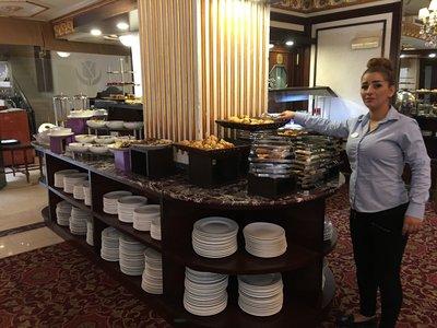 Libanon hotel ontbijt