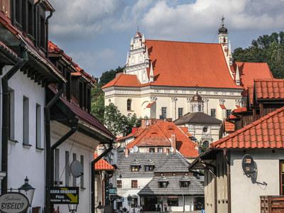 Fietsreis Polen