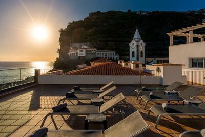 Enotel Baia do Sol terras Ponta do Sol Madeira