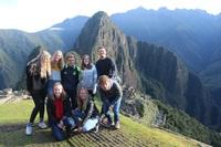 Machu Picchu Family Peru