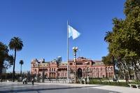 Djoser Argentinie Buenos Aires Plaza de Mayo Casa Rosada